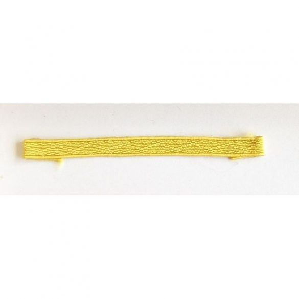 Paszomány (25m/köteg) - sárga 6 mm