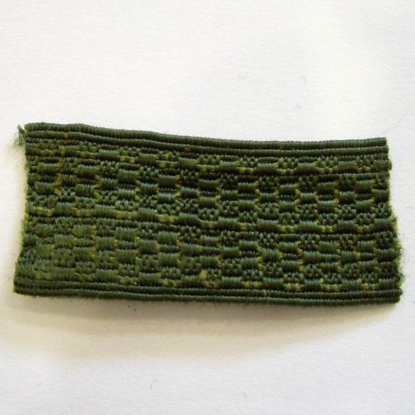 Paszomány festett - zöld