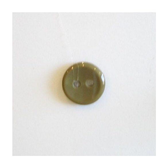 Gomb ING PERLUX - zöld