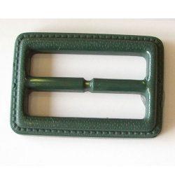 Övcsat - zöld 4,5 cm