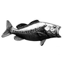 Horgász kitűző - sügér