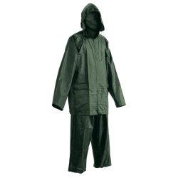 Cerva Carina esővédő öltöny - zöld