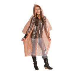 M-Tramp Emergency Poncho - orange