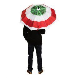 Kokárdás esernyő
