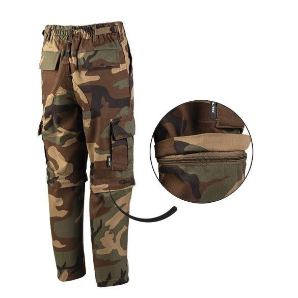Mil-Tec gyerek BDU nadrág - terep XL
