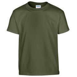 Gildan Kid's T-shirt - military-green