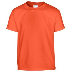 Gildan Kid's T-shirt - orange