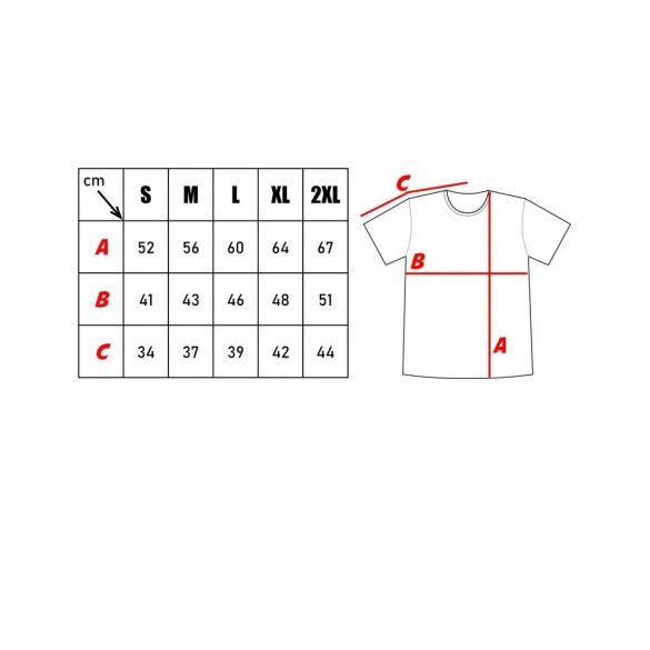 Gildan gyerek póló - narancs XS
