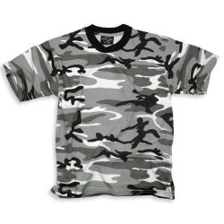 Mil-Tec Kid's T-Shirt - urban-camo