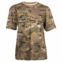 Mil-Tec Kid's T-Shirt - multitarn