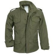 M-Tramp M65 kabát - zöld 3XL