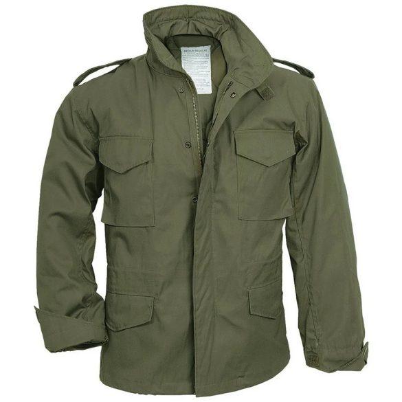 M-Tramp M65 kabát - zöld 4XL