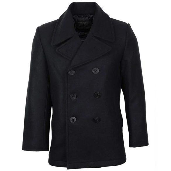 Mil-Tec tengerész kabát - fekete XL