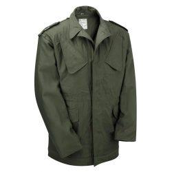 Holland NATO kabát (új) - zöld 88/92