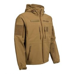 Gurkha Tactical softshell dzseki - coyote