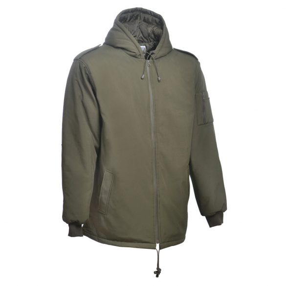 M-Tramp Softshell Dubon kabát - zöld