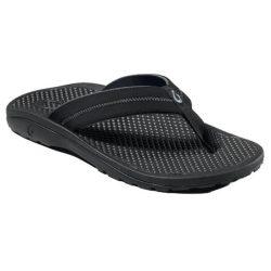 Olukai Lomi papucs - fekete US 8 (41)