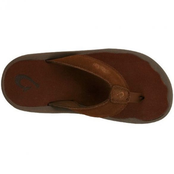 Olukai Napili papucs - barna US 8 (41,5)