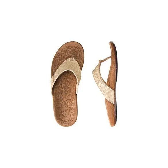 Olukai Nani női papucs - világosbarna US 8 (38,5)