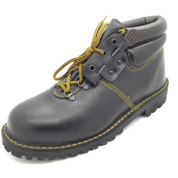 Magasszárú cipő - barna 42
