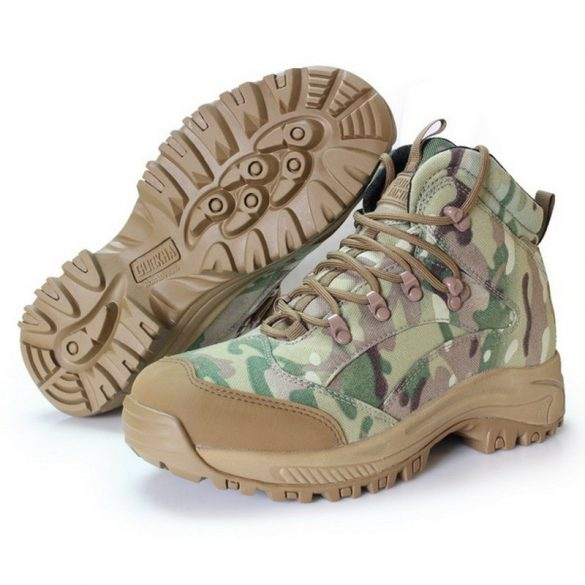 Gurkha Tactical All-Terrain bakancs - multicam