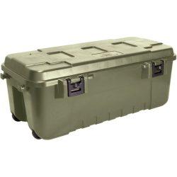 Plano Sportman's Trunk L tárolóláda - zöld