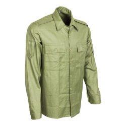 MH HS40 gyakorló ing - zöld 38-41