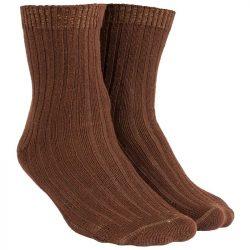 Magyar Honvédségi nyári zokni - barna