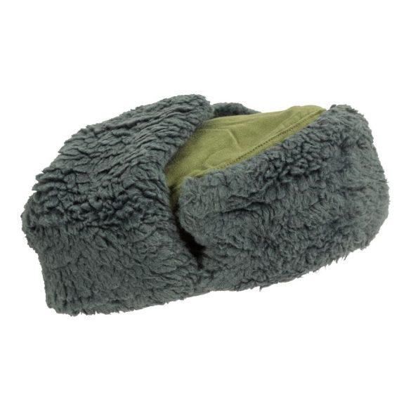 MH műszőrmés téli szerelő sapka (használt)