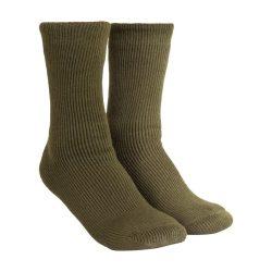 M-Tramp termo zokni - zöld 39-45