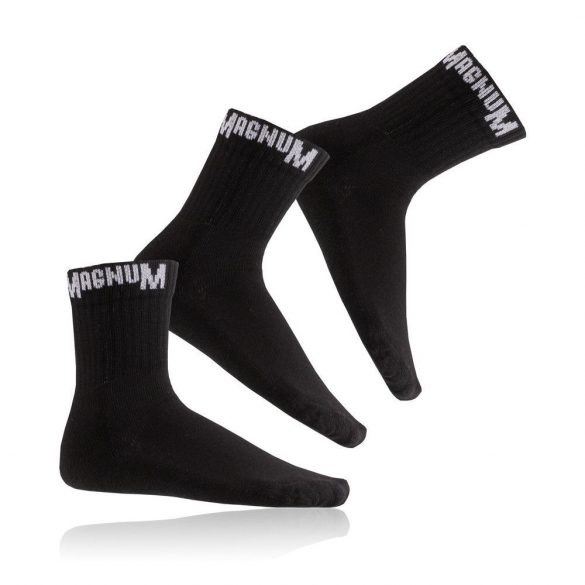 Magnum Base Pack zokni - fekete 36-39