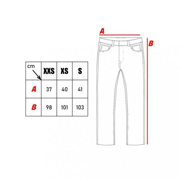 M-Tramp Military Fashion nadrág - bézs XS