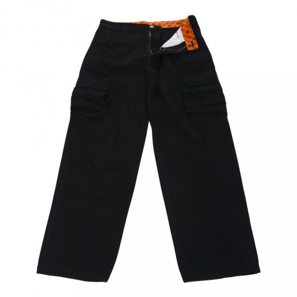 M-Tramp Army Fashion nadrág - fekete XXS