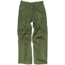 M65 nadrág - zöld XS