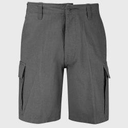 Moleszkin short, bermuda, rövidnadrág - szürke XS