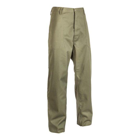 M-Tramp kanálzsebes gyakorló nadrág - zöld 50