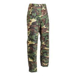 M-Tramp kanálzsebes gyakorló nadrág - terep