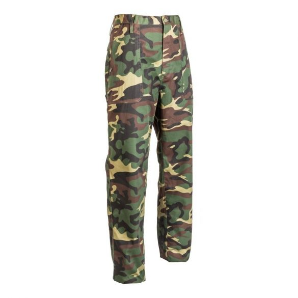 M-Tramp kanálzsebes gyakorló nadrág - terep 62