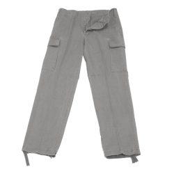 M-Tramp kőmosott moleszkin nadrág - szürke XS