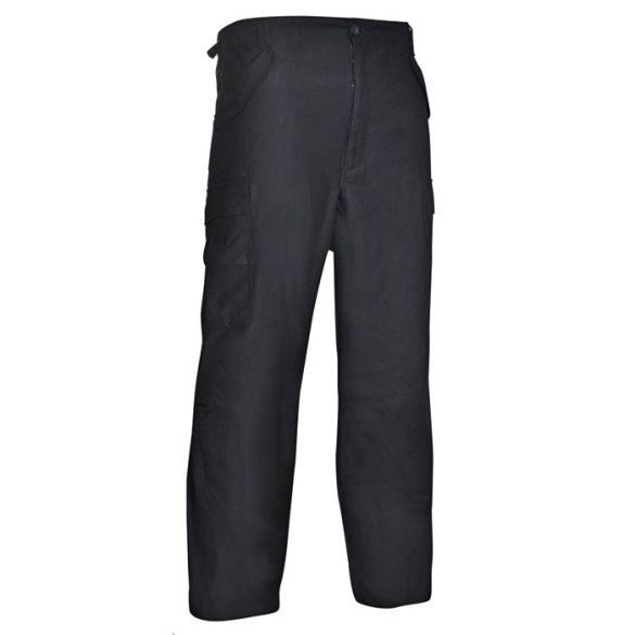 Vintage nadrág - fekete S