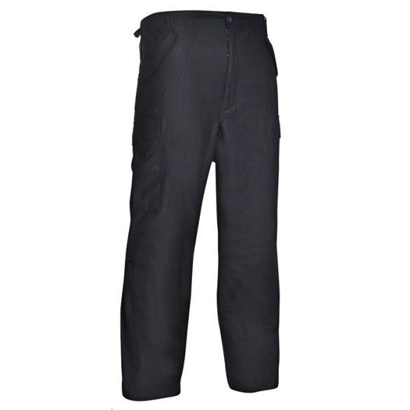 Vintage nadrág - fekete XL