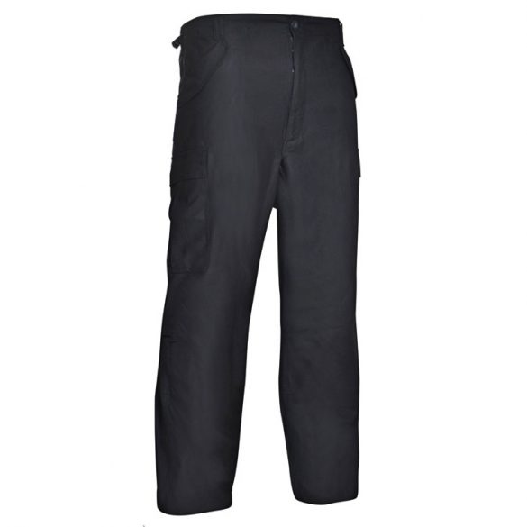 Vintage nadrág - fekete 2XL