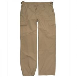 Mil-Tec női ripstop BDU nadrág - khaki