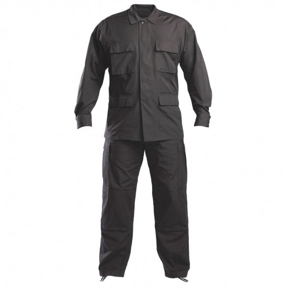 M-Tramp BDU öltöny - fekete S