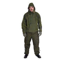 Brit MKIII vegyvédelmi öltöny - zöld S