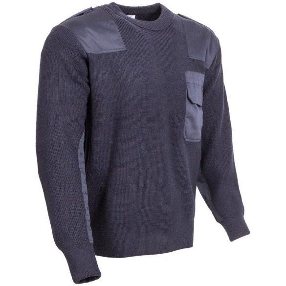 M-Tramp O-nyakú pulóver - kék 3XL