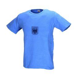 Német BW póló - kék