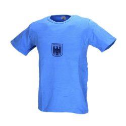 Német BW (Bundeshwehr) póló használt- kék
