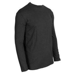 Gurkha Tactical hosszú ujjú póló - fekete
