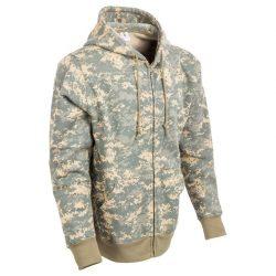 M-Tramp kapucnis pulóver - szürke-digit